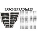 PARCHES RADIALES